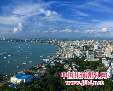 """芭提雅      主办单位:泰国国家旅游局      组织单位:中国""""泰国蜜月"""""""