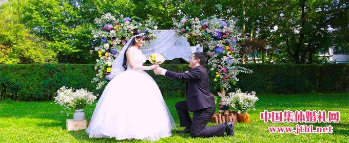 2017年10月5日北京集体婚礼:..