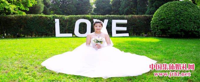 2017年4月25日北京集体婚礼:..